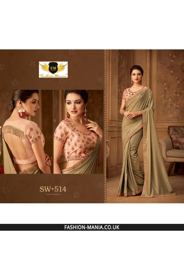 Fashionista Saree F