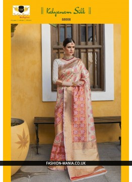 Handloom weaving Silk Saree 88008