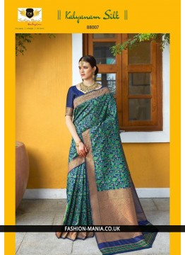 Handloom weaving Silk Saree 88007