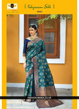 Handloom weaving Silk Saree 88003
