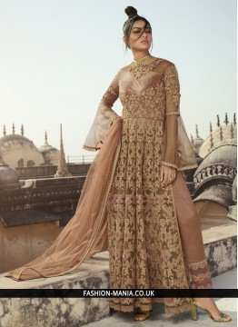 Immaculate Pant Style Suit For Sangeet