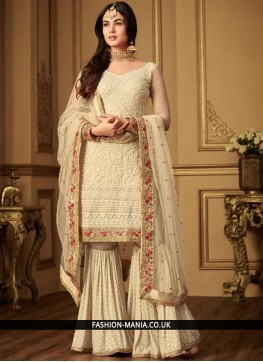 Preferable Net Designer Palazzo Salwar Kameez