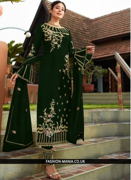 Radiant Pant Style Suit For Ceremonial