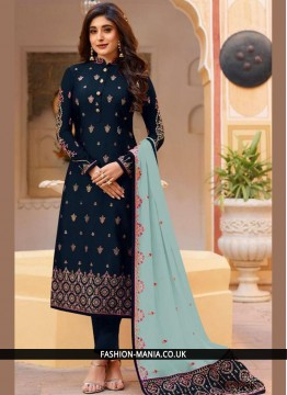Sterling Silk Bridal Designer Salwar Suit