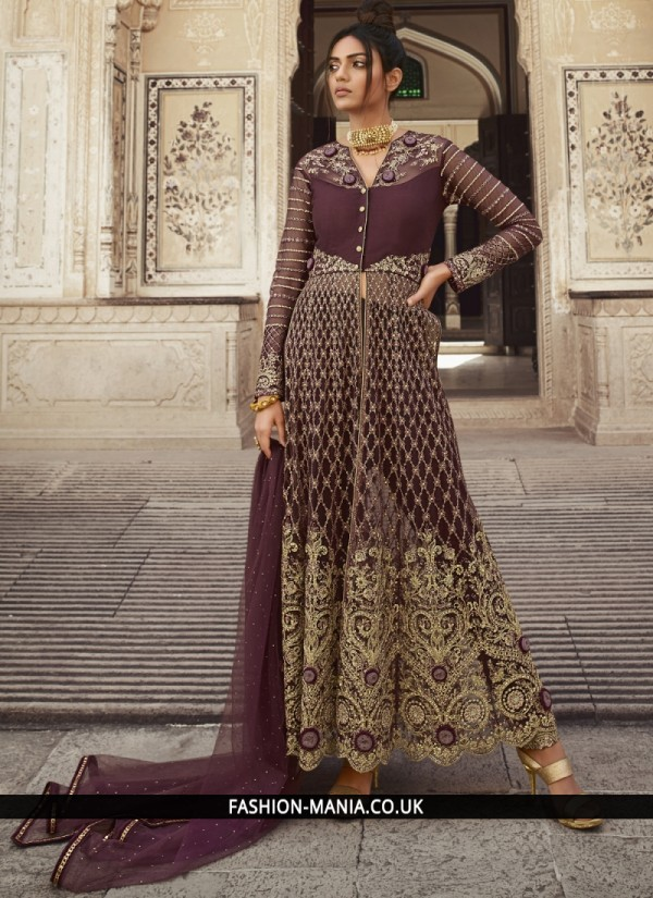 Trendy Pant Style Suit For Sangeet