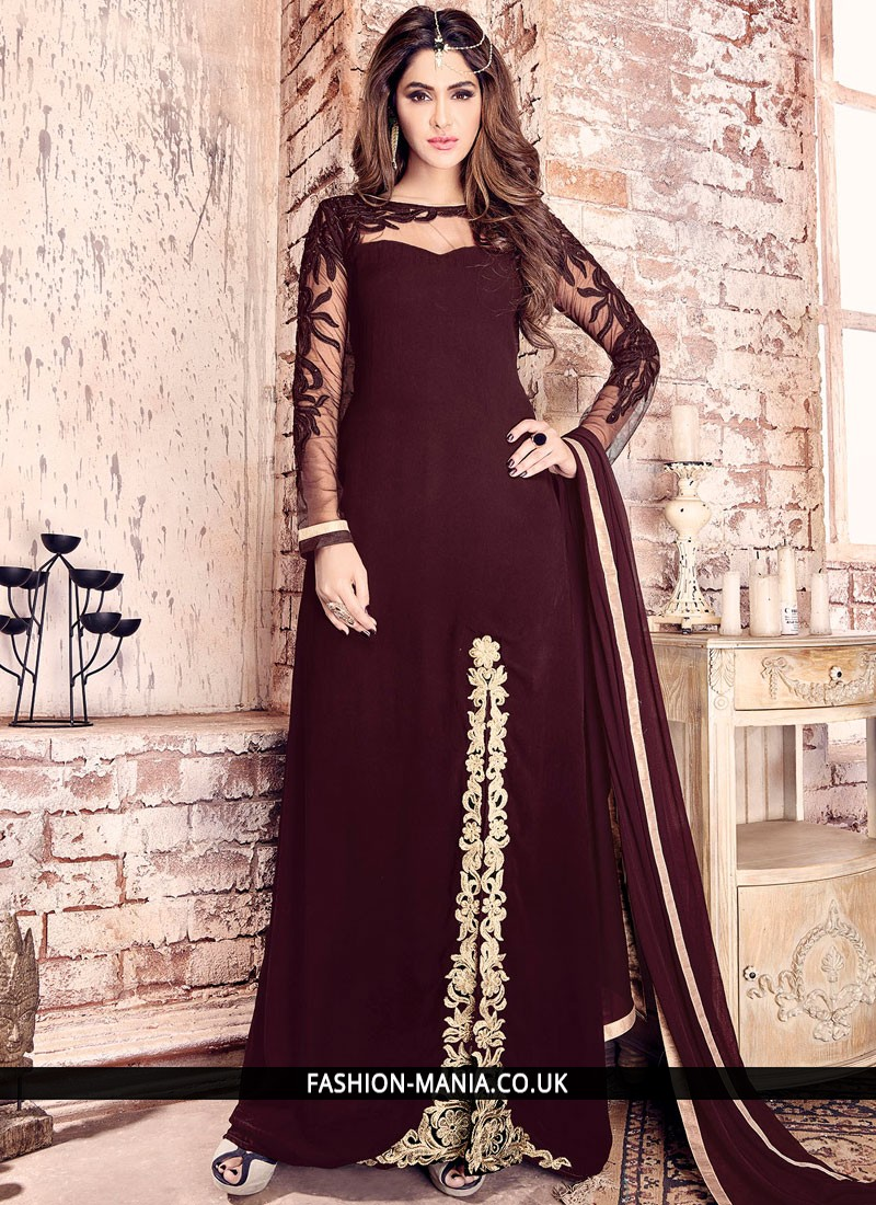 Image result for Lace work suits
